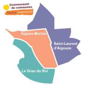 Territoire Terre de Camargue